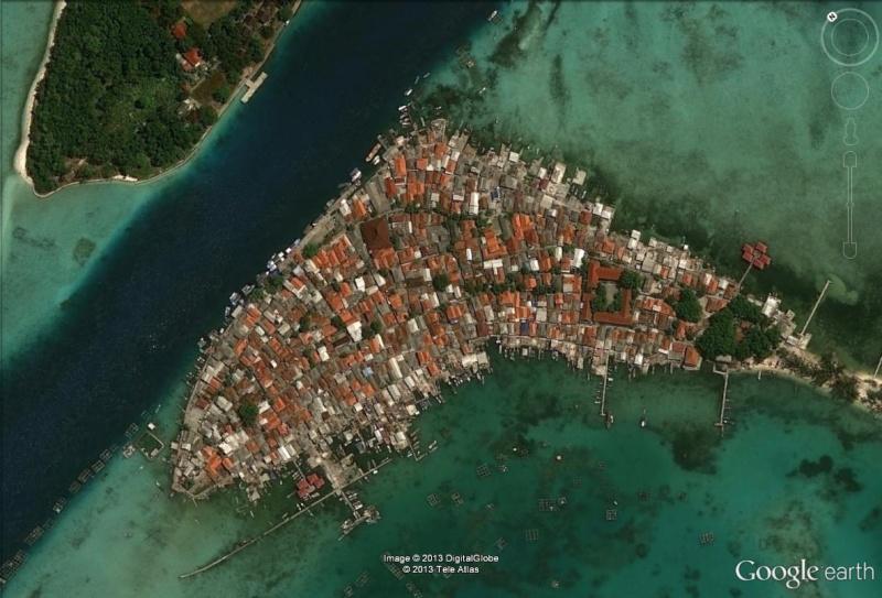 La Venise Indonésienne Pra10