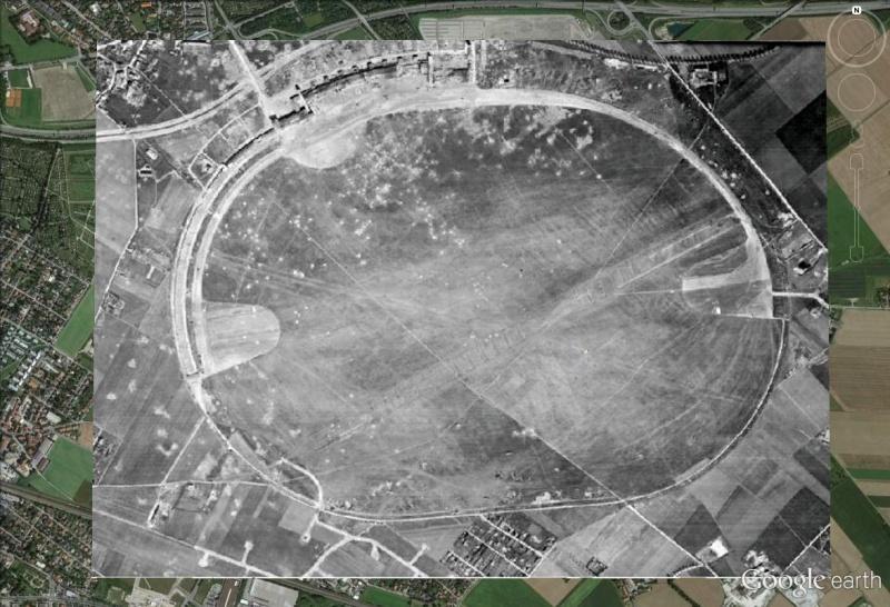 La catastrophe aérienne de Munich du 6 février 1958 (Manchestrer United) Riem_g10