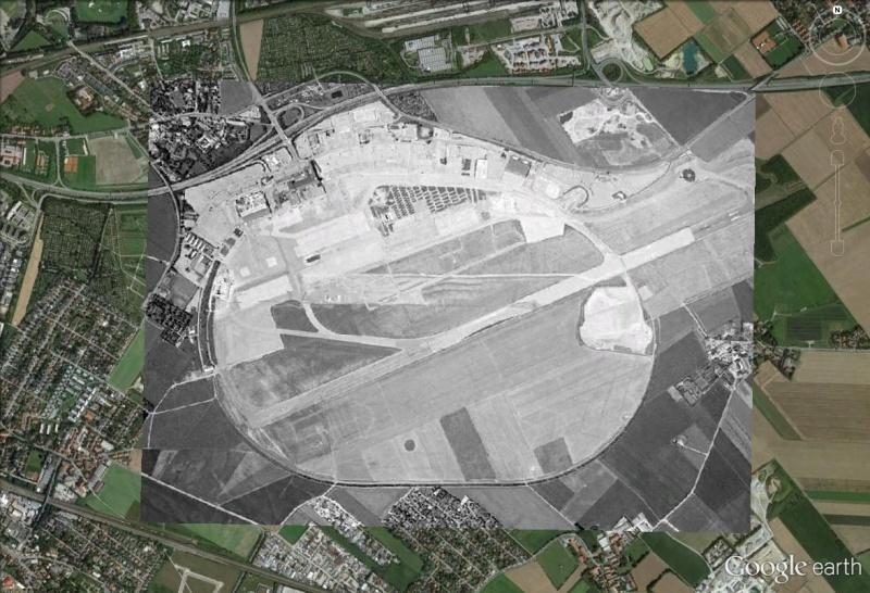 La catastrophe aérienne de Munich du 6 février 1958 (Manchestrer United) Riem_g12
