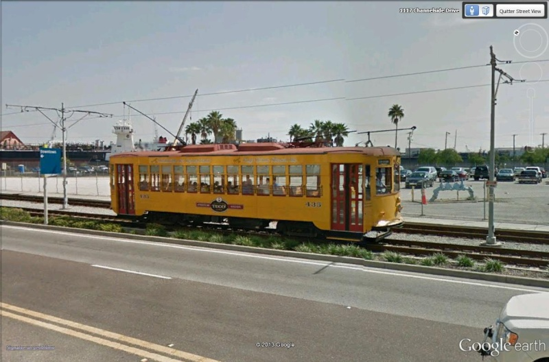 STREET VIEW : les tramways en action Tampa_10