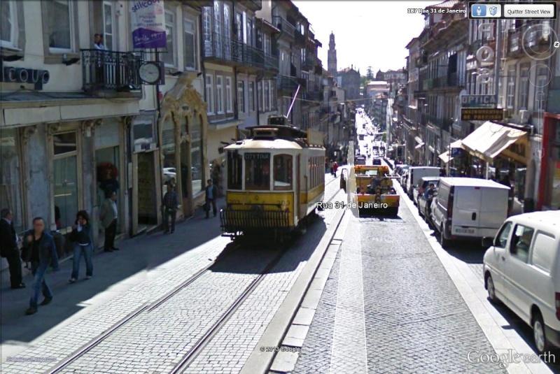 STREET VIEW : les tramways en action Tramwa10