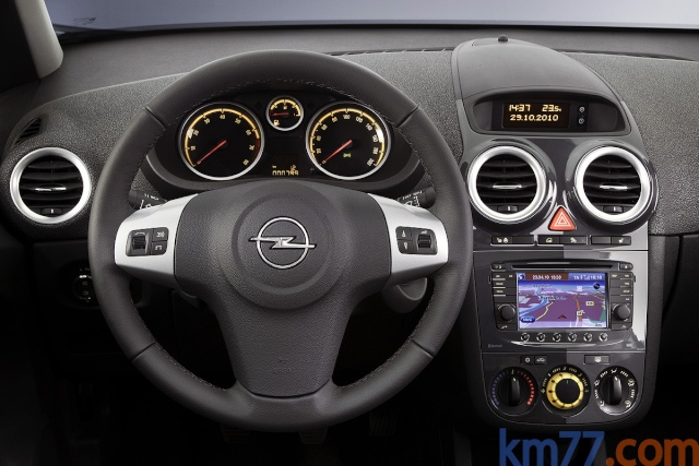 2011 - [Opel] Corsa restylée / OPC Nürburgring Edition - Page 3 510