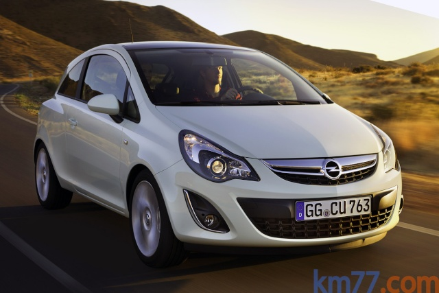 2011 - [Opel] Corsa restylée / OPC Nürburgring Edition - Page 3 511