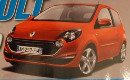 2011 - [Renault] Twingo Restylée - Page 8 Dsc01610