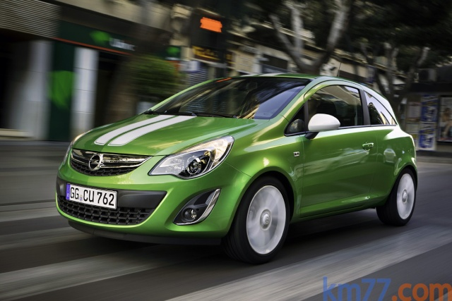2011 - [Opel] Corsa restylée / OPC Nürburgring Edition - Page 3 Opel_c12