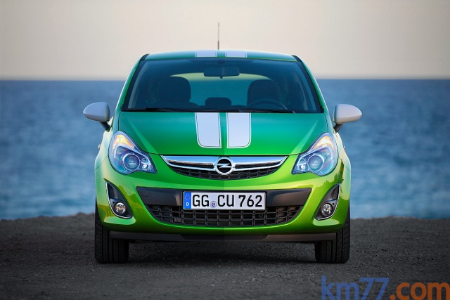 2011 - [Opel] Corsa restylée / OPC Nürburgring Edition - Page 3 Opel_c13