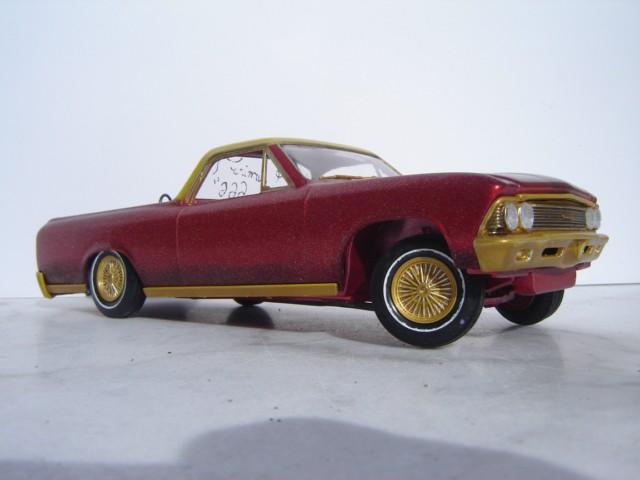 """Chevy 66 el camino """"EL LOWMINO 666"""" Dsc02215"""