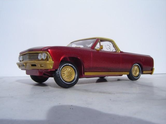 """Chevy 66 el camino """"EL LOWMINO 666"""" Dsc02216"""