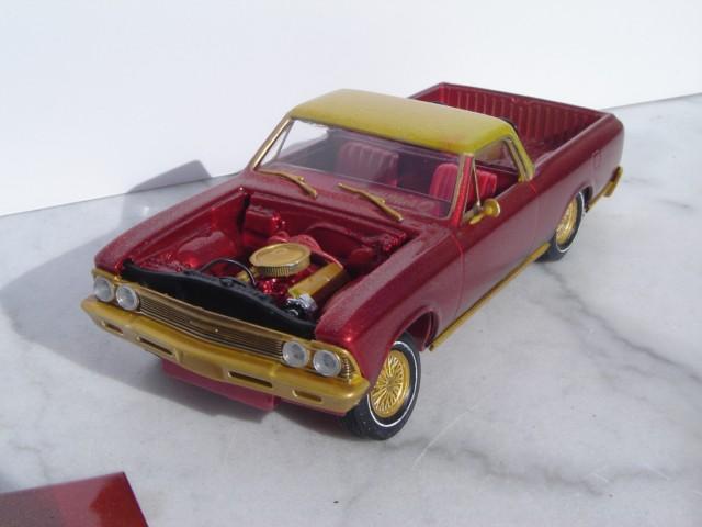 """Chevy 66 el camino """"EL LOWMINO 666"""" Dsc02217"""