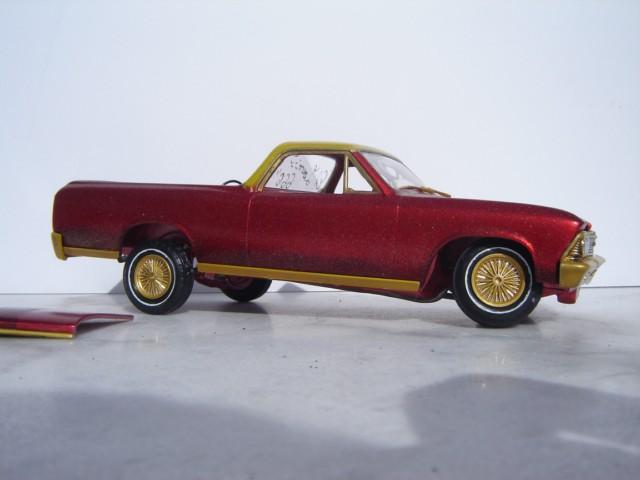 """Chevy 66 el camino """"EL LOWMINO 666"""" Dsc02218"""