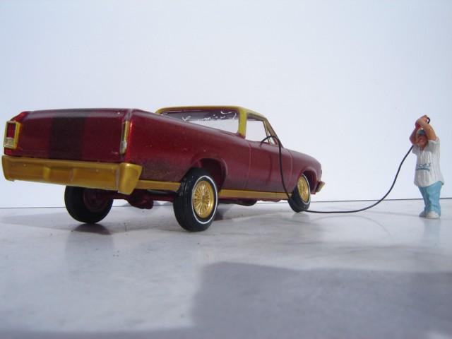 """Chevy 66 el camino """"EL LOWMINO 666"""" Dsc02219"""