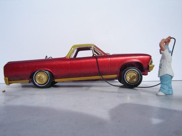 """Chevy 66 el camino """"EL LOWMINO 666"""" Dsc02220"""
