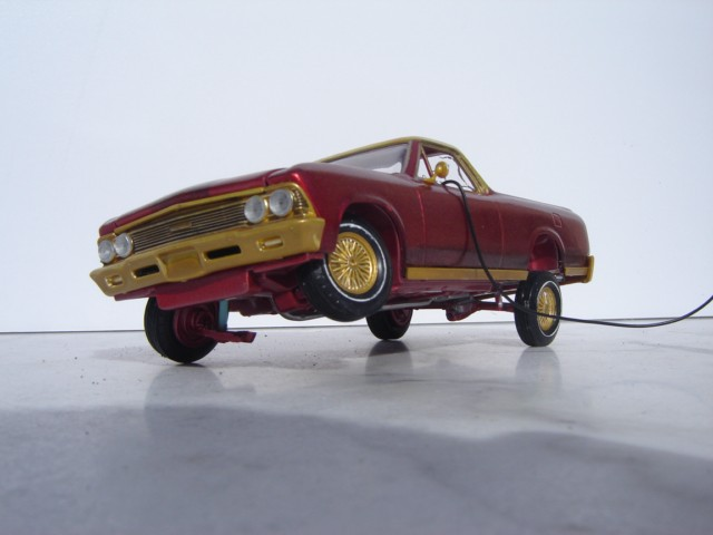 """Chevy 66 el camino """"EL LOWMINO 666"""" Dsc02221"""