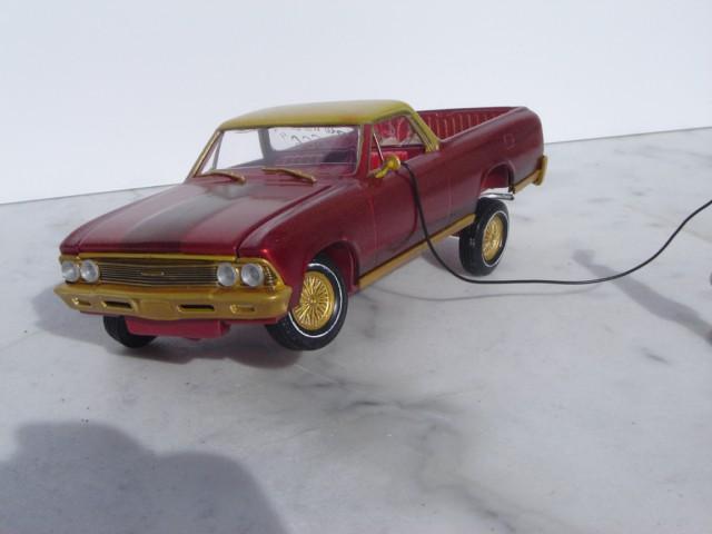 """Chevy 66 el camino """"EL LOWMINO 666"""" Dsc02222"""