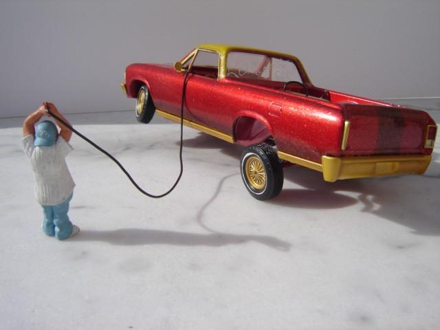 """Chevy 66 el camino """"EL LOWMINO 666"""" Dsc02223"""