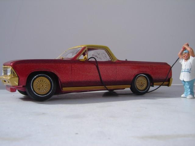 """Chevy 66 el camino """"EL LOWMINO 666"""" Dsc02224"""