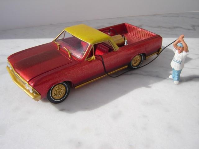 """Chevy 66 el camino """"EL LOWMINO 666"""" Dsc02225"""