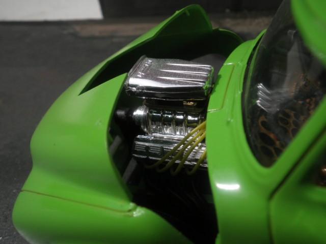 [TERMINEE]FORD  F100 GLANZER TRUCK P4050112