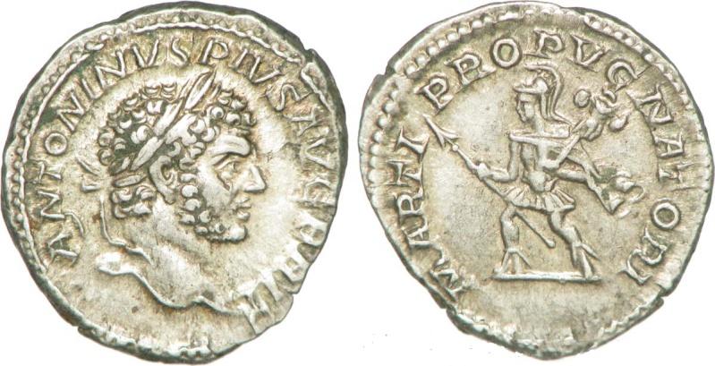 Caracalla - Denier C5610