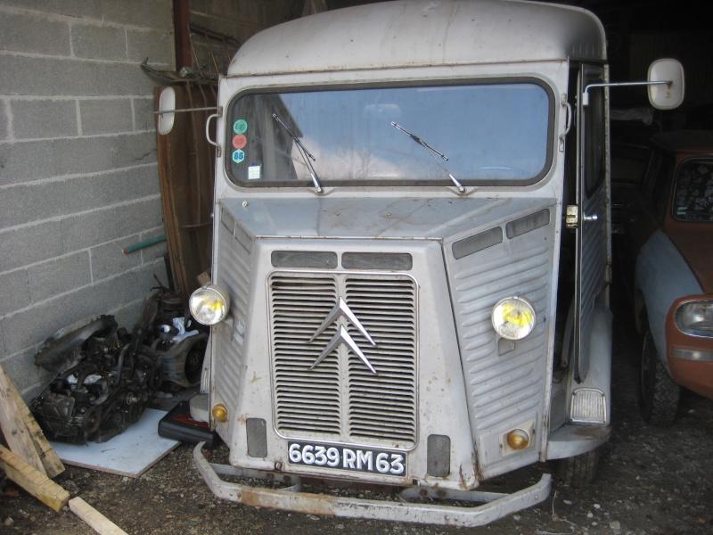 Présentation & Restauration : Mon hy diesel 1977, ça freine ! Img_1112