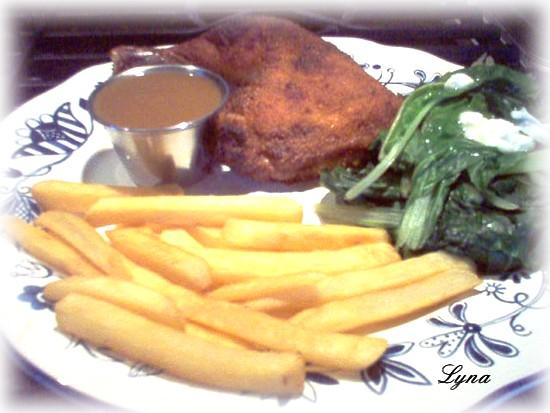 Cuisses de poulet épicées Cuisse10
