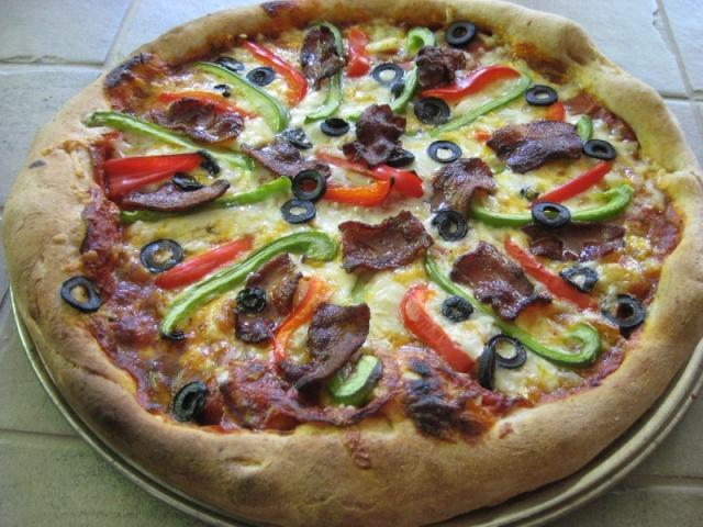 Pâte a pizza a l'oeuf Img_7211