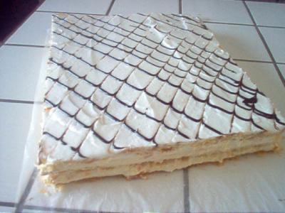 Pâte feuilletée pur beurre version abrégée étape par étape Mille11