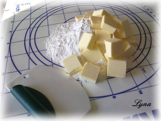 Pâte feuilletée pur beurre version abrégée étape par étape Pate_a10
