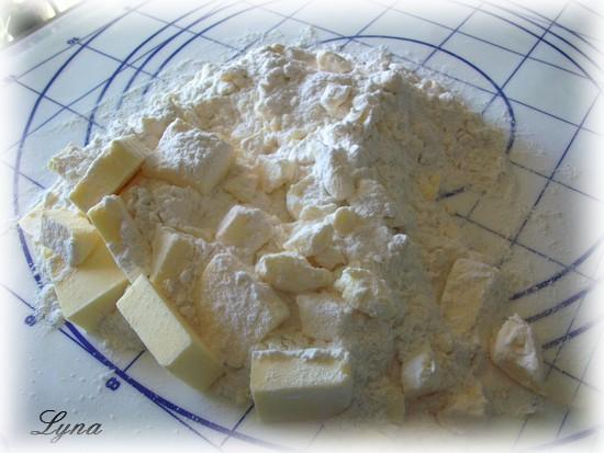Pâte feuilletée pur beurre version abrégée étape par étape Pate_a11