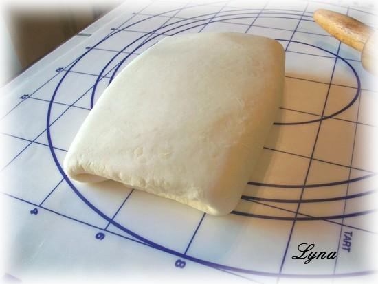Pâte feuilletée pur beurre version abrégée étape par étape Pate_a18