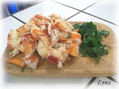 Risotto de homard Risott18