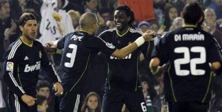 ريال مدريد يحقق الفوز على راسينغ سانتاندير في غياب رونالدو 04d74010