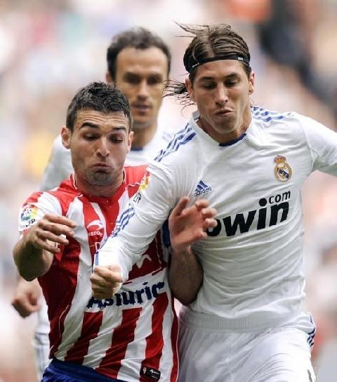 سبورتينغ خيخون يلحق الخسارة الاولى بريال مدريد على البيرنابيو 04d97610