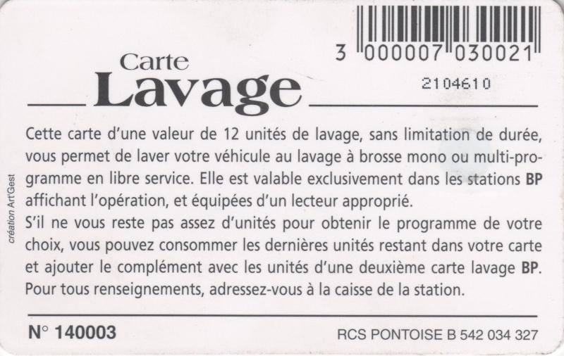 Mobil / BP (France) 00132