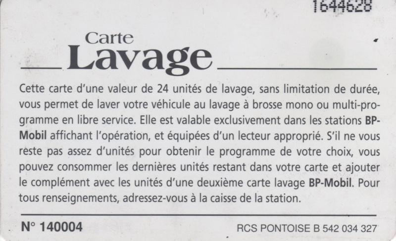 Mobil / BP (France) 00225
