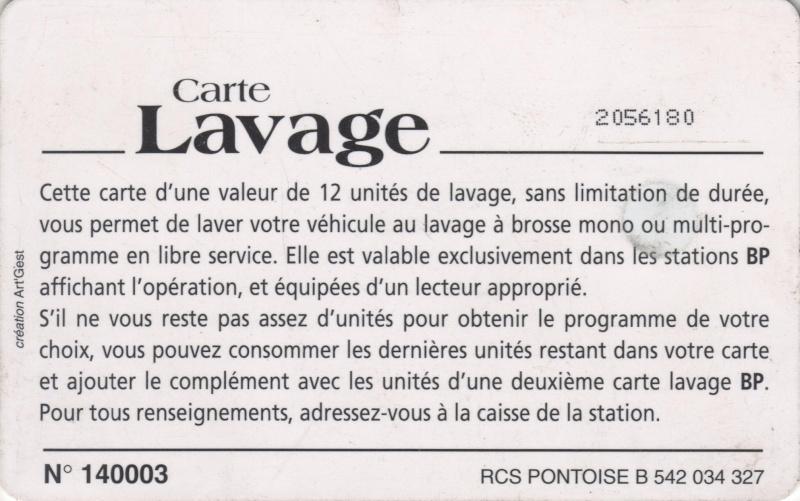 Mobil / BP (France) 00226
