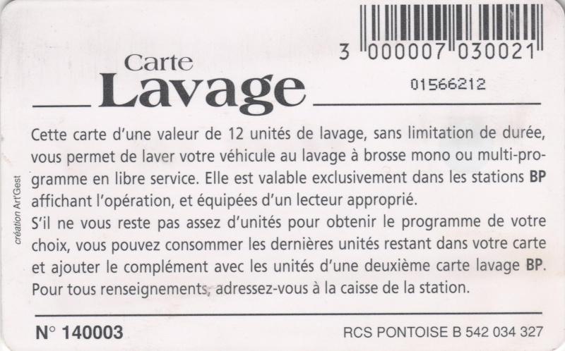 Mobil / BP (France) 00420