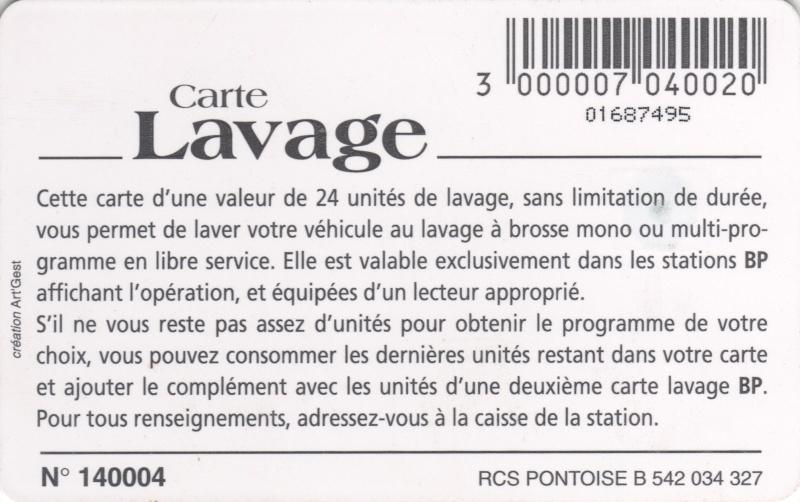 Mobil / BP (France) 00421