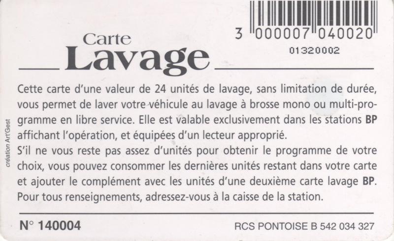 Mobil / BP (France) 00518