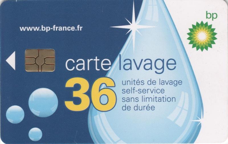 Mobil / BP (France) 00519