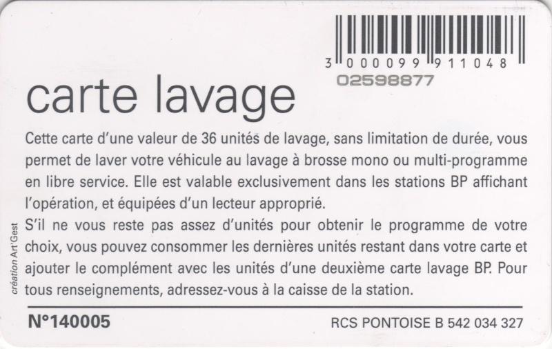 Mobil / BP (France) 00520