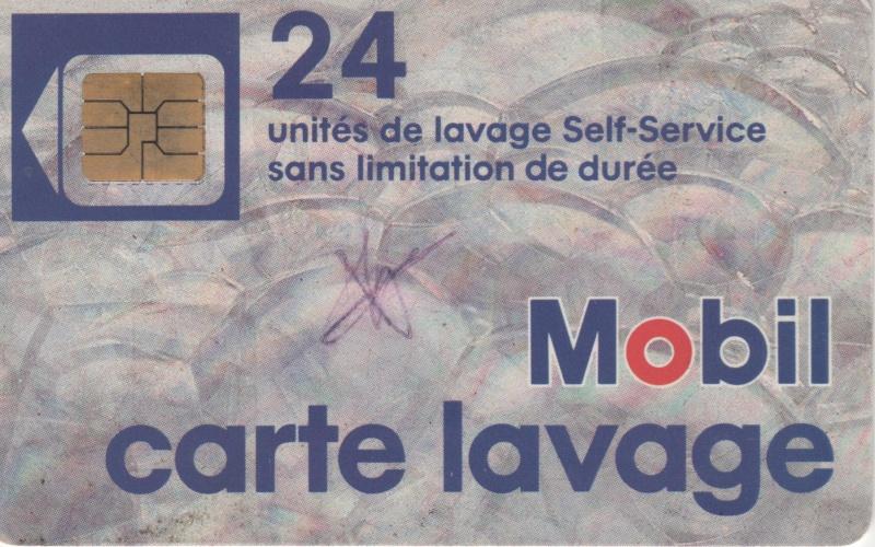 Mobil / BP (France) 00813