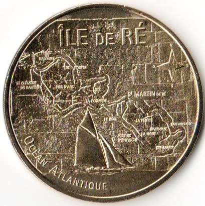 Saint-Martin de Ré (17410)  [Ile de Ré / UEBQ] 1710