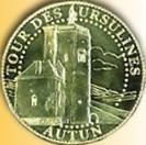 Arthus-Bertrand revers Trésors de France 7110