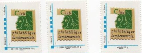 59 - Lambersart Club Philatélique 7210