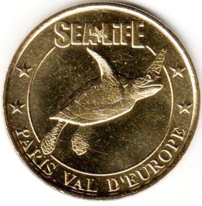 Serris - Marne la Vallée (77711)  [Aquarium Sea Life UEPK] 7711