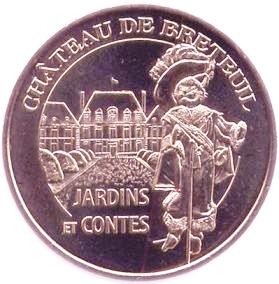 Choisel / Chevreuse (78460)  [Château de Breteuil] 78_bre10
