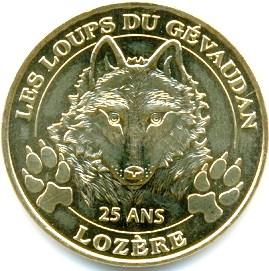 Saint-Léger-de-Peyre (48100)  [Loups du Gévaudan] D310