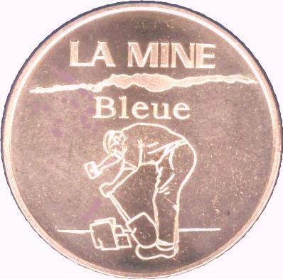 Segré-en-Anjou Bleu / Noyant-la-Gravoyere (49520)  [Mine bleue] Dz310