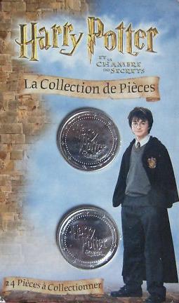 Medailles Harry Potter H10